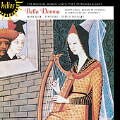 Bella Domna - The Medieval Woman / Stevie Wishart, Sinfonye
