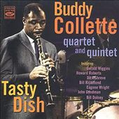 Buddy Collette: Tasty Dish