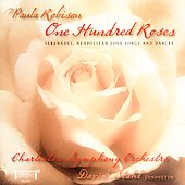 Paula Robison - One Hundred Roses / Stahl, Charleston SO