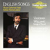 English Songs - Vaughan Williams, et al / Gehrman, Farmer