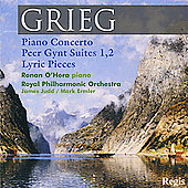 Grieg: Piano Concerto, Peer Gynt Suites, Lyric Pieces