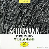 Schumann: Piano Works (Complete)