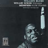 Memphis Slim/Willie Dixon: Willie's Blues