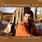 Tab Benoit: Power of the Pontchartrain