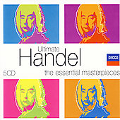 Ultimate Handel - The Essential Masterpieces