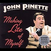 John Pinette: Making Lite of Myself [Digipak]