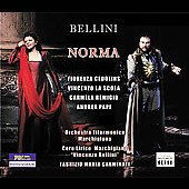 Bellini: Norma / Carminati, Cedolins, La Scola, et al