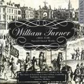 Turner (1651-1740): Sacred Choral Music / Julia Doyole; William Purefoy; William Towers; Paul Thompson
