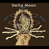 Delta Moon: Clear Blue Flame
