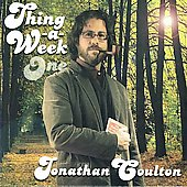 Jonathan Coulton: Thing a Week One [Digipak]