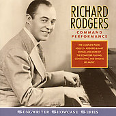 Richard Rodgers: Command Performance