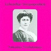 Lebendige Vergangenheit - Antonina Nezhdanova