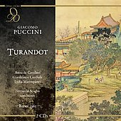 Puccini: Turandot