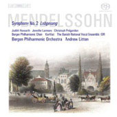 Mendelssohn: Symphony no 2 