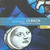 Veritas - Bach: Goldberg Variations, Toccatas / Bob van Asperen