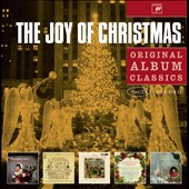 Various Artists: The Joy of Christmas: Original Album Classics [Box]