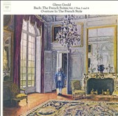 Bach: The French Suites, Vol. 2; Overture in the French Style
