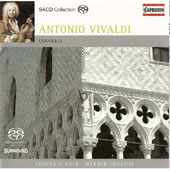 Antonio Vivaldi: Concerti Rv 158 162 441 545 565 566 585 / Concerto Koln