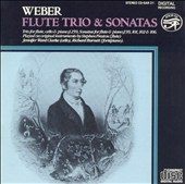 Weber: Flute Trio & Sonatas