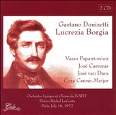 Donizetti: Lucrezia Borgia