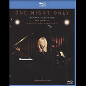 Barbra Streisand: One Night Only Live [Blu-Ray]