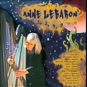 Harpist Anne LeBaron: 1,2,4,3