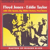 Floyd Jones (Guitar): Masters of Modern Blues