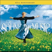 Julie Andrews: Sound of Music [45th Anniversary] [Bonus Tracks]