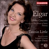 Tasmin Little plays works by Elgar