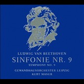Ludwig van Beethoven: Sinfonie Nr. 9 / Masur