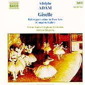 Adam: Giselle / Andrew Mogrelia, Slovak Radio Symphony