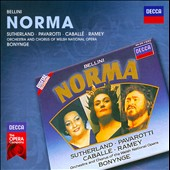 Bellini: Norma / Sutherland, Pavarotti, Caball&eacute;, Ramey
