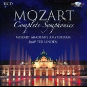 Mozart: Complete Symphonies / Jaap Ter Linden