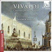 Vivaldi: Concertos for the Emperor [CD+Catalog] / Andrew Manze, The English Concert