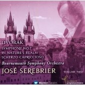 Dvor&#225;k: Symphony No. 7; In Nature's Realm; Scherzo Capriccioso / Serebrier