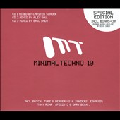 Various Artists: Minimal Techno, Vol. 10 [Box]