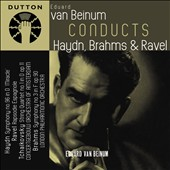 Eduard van Beinum conducts Haydn, Brahms & Ravel