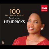 The 100 Most Beautiful Arias by Barbara Hendricks / Barbara Hendricks, soprano