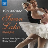 Tchaikovsky: Swan Lake, highlights / Yablonsky, Russian State SO