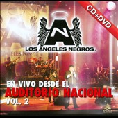 Los Angeles Negros: En Vivo Desde el Auditorio Nacional, Vol. 2 [CD/DVD]
