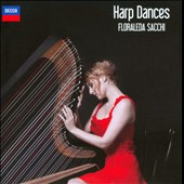 Harp Dances - Music for solo harp by Salzedo, Granados, Lecuona, Albeniz, Rodrigo / Floraleda Sacchi, harp