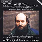 Arvo Pärt: Cello Concerto