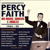 Percy Faith: His Music, Singers & Singles, 1944-59 [Box]
