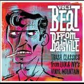 Various Artists: The Beat from Badsville, Vol. 1: Trash Classics from Lux & Ivy's Vinyl Mountain [Slipcase]