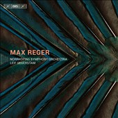 Reger: Orchestral Works / Love Derwinger, piano. Norrkoping SO, Leif Segerstam  [3CDs]