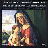 Magnificat and Nunc Dimittis Vol 13 / Hancock, Allen, et al