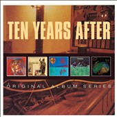 Ten Years After: Original Album Series [Slipcase] [8/4]