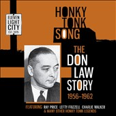 Various Artists: Honky Tonk Song: The Don Law Story 1956