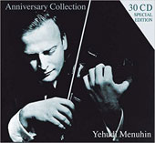 Yehudi Menuhin: Anniversary Collection