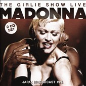 Madonna: The Girlie Show: Live [Left Field Media] *